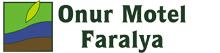 Onur Motel Faralya